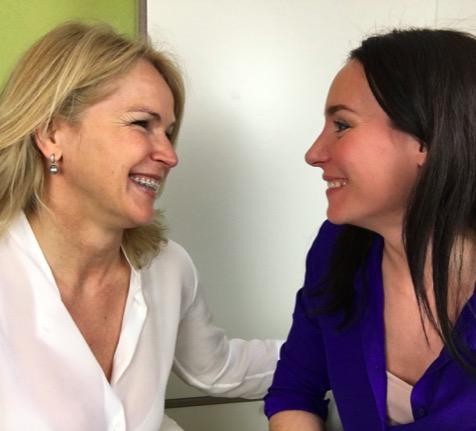 Priska Pföstl, mit Adriana Meisser im Interview zu Südtirol Themen
