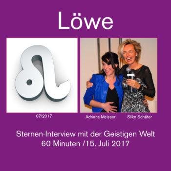 Sternen-Interview mit Saint Germain - Silke Schäfer und Adriana Meisser