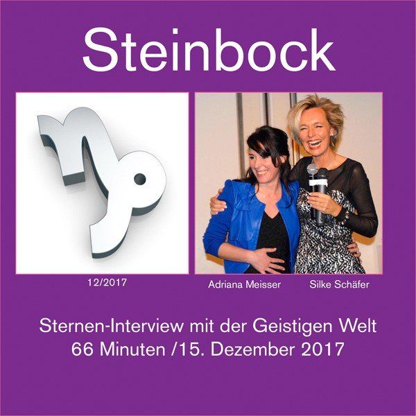 Steinbock Sternen Interview 2017